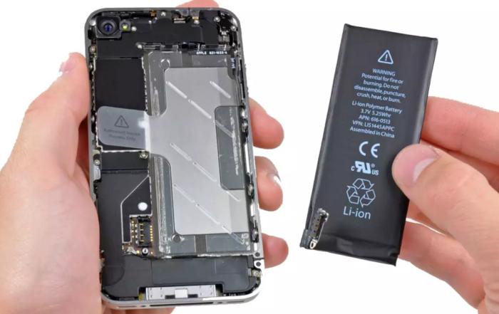 Ganti Baterai iPhone Malang